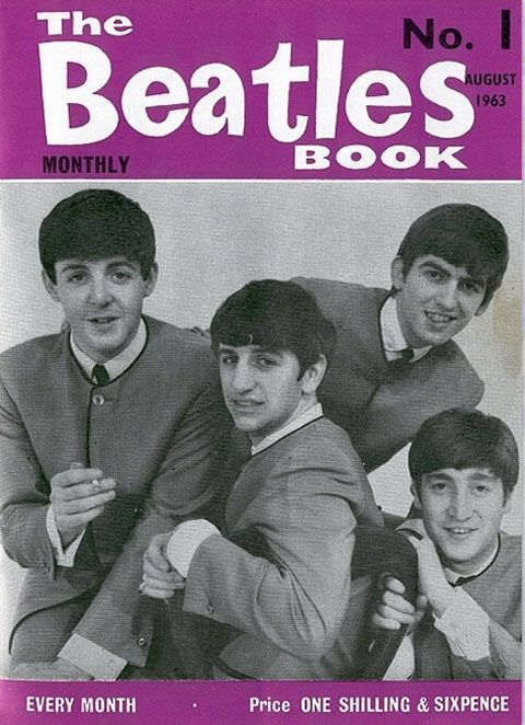 "THIS DAY IN ROCK HISTORY: August 1. 1963: The first issue of ""Beatles Monthly"" is published. It comtinued until 1969 (77 issues) amd at it's peak sold over 350,000 copies a month."