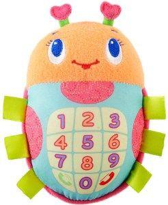 "Bright Starts Bugaboo Phone Friend   Oct 9   $4.27 at Walmart vs. $6.99 at Toys ""R"" Us"