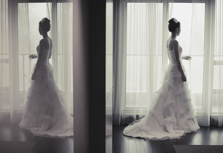 Beautiful wedding dress — The Westend Studio