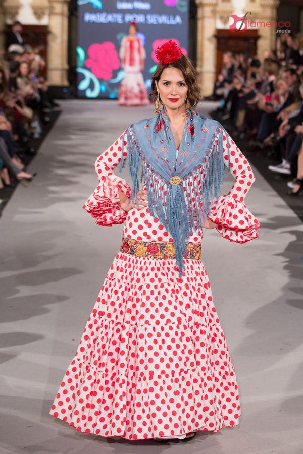 2015648f9 Luisa Pérez - We Love Flamenco 2018 | Oleeeeee | Flamenco, Fashion y ...