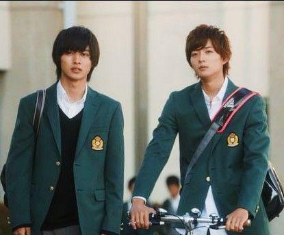 "[MV, orange ver, Dec/06/15] https://www.youtube.com/watch?v=nwhkIfS8b6E&feature=youtu.be   Kobukuro -- Mirai (Future), J LA movie ""orange"" theme song, Kento Yamazaki x Tao Tsuchiya, 2015"