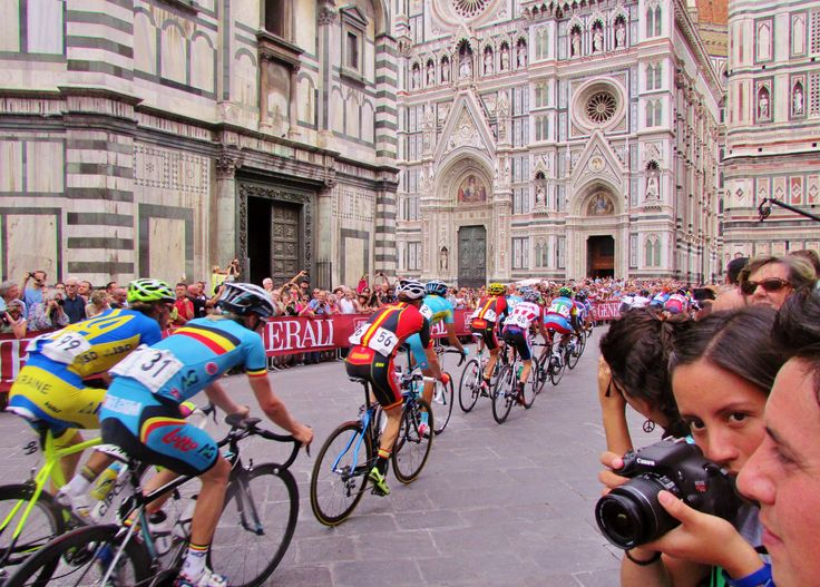 Mondiali di Ciclismo in Florence, Italy
