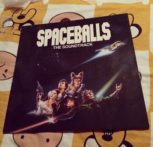 Rare Spaceballs soundtrack LP