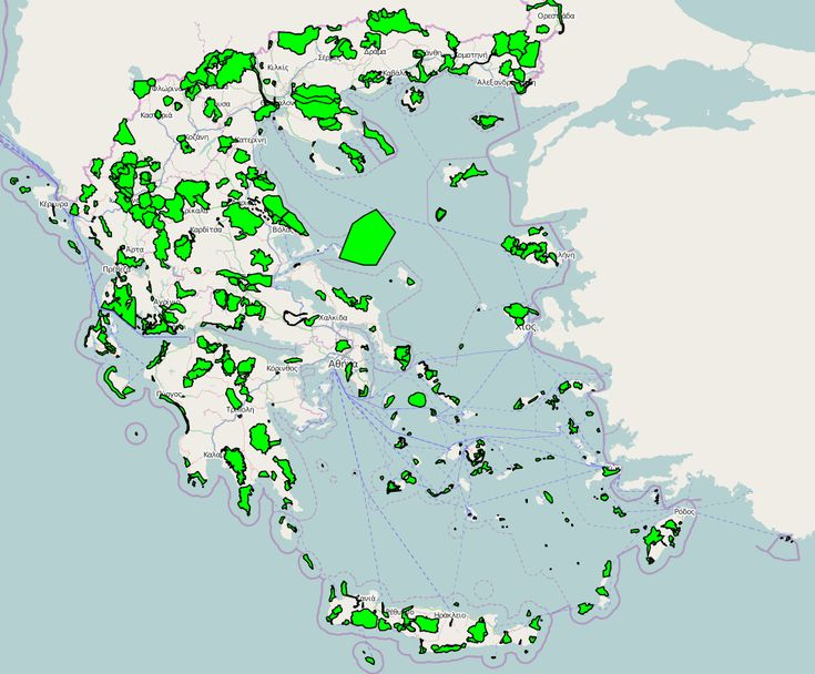 Natura 2000 areas in Greece - Commons:Wiki Loves Earth 2016 in Greece/Areas - Wikimedia Commons