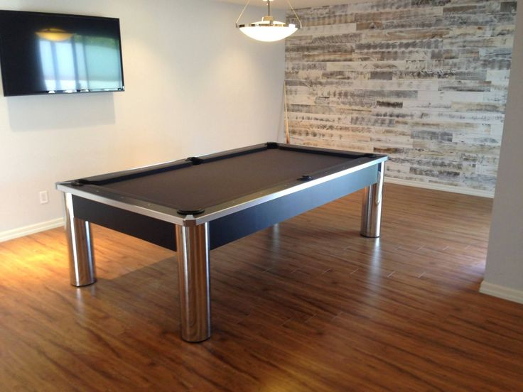 7u0027 Or 8u0027 Contemporary Spectrum Pool Table Billiards Imperial Pool Table  Slate Pool Table Game Tables