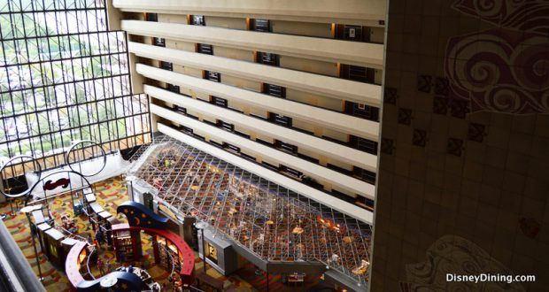 10 Secrets Most People Don't Know About Disney's Contemporary Resort - Disney Dining Information
