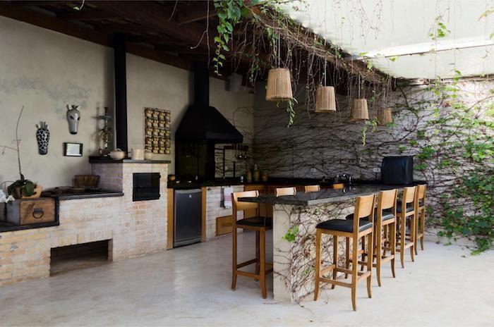 ▷ 1001 + Ideen und Bilder zum Thema Außenküche selber bauen   – Elaine Dalalana