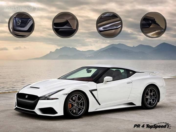 2015 Nissan R36 GT-R | Want. (Cars and Bikes) | Pinterest