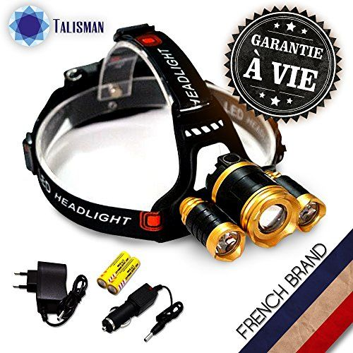 Lampe Frontale Led Ultra Puissante Lampe Torche Led Rechargeable