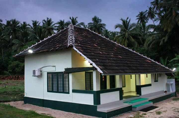 Elevation-0028 | Kerala Home Elevations | Pinterest