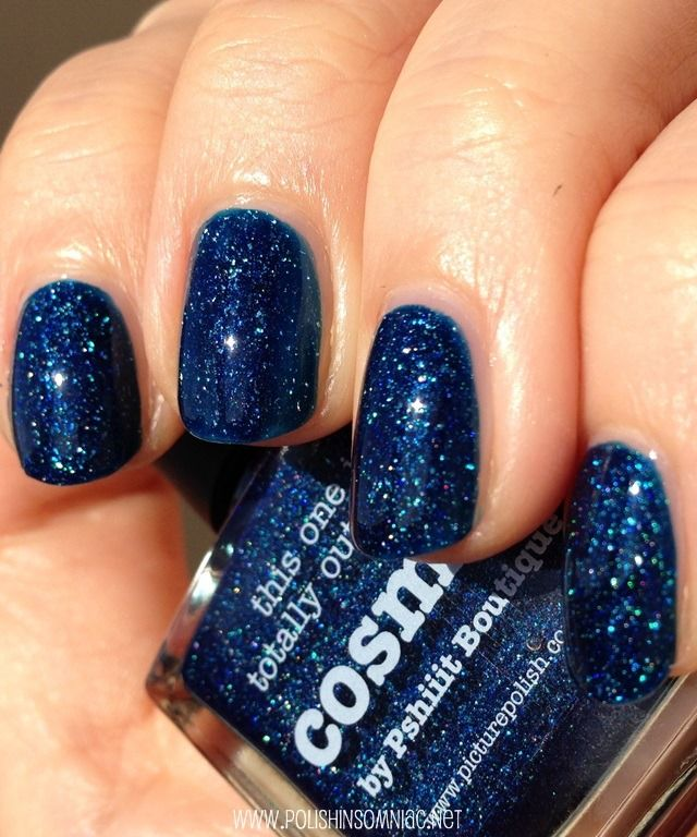 piCture pOlish 'Cosmos' swatched by Polish Insomniac!  Shop on-line now: www.picturepolish.com.au