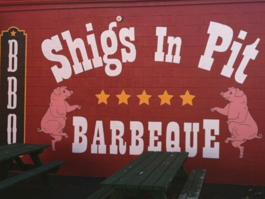 Feast like a local at Shigs in Pit - Fort Wayne, Indiana.
