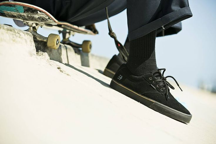 Etnies Shoes, Etnies Jameson Vulc Nick Garcia Black/Black/Gum