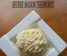 Recette Beurre Thermomix