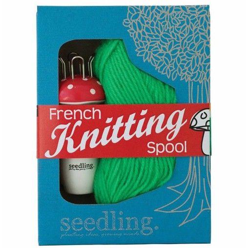 TRICOTTEUSE by Seedling Loisirs créatifs - LOISIRS CRÉATIFS - ÉVEIL & JEUX