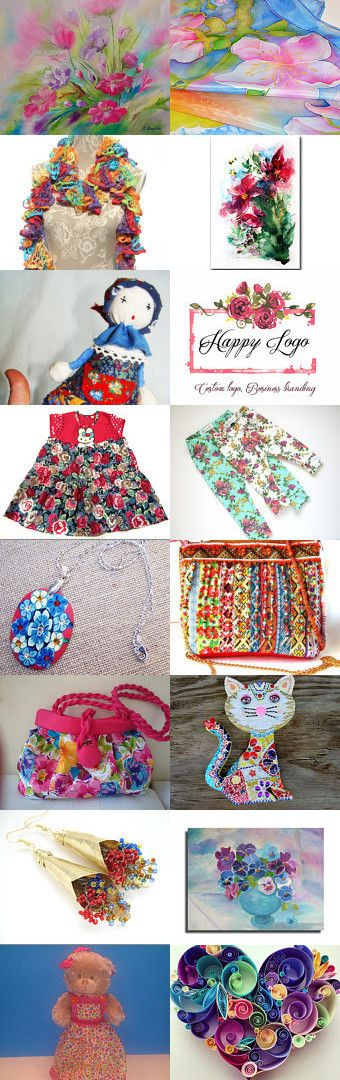 Gifts for August 19 by Alla Chait on Etsy--Pinned with TreasuryPin.com