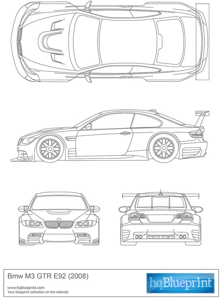 17 Best Images About Blueprints Ford