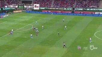 Gol ENORME de Zaldivar