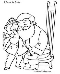33 best Christmas Coloring Pages images on Pinterest