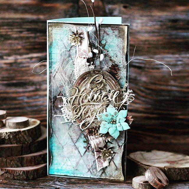 Продолжаю показывать мои новогодние открыточки 📬🌲#мояработа #viktoriacraft #karaliki_scrap #karaliki_paper #гомельбеларусь #хендмейдминск #ручнаяработа #открыткаручнойработы #скрапбукинг #скороновыйгод #гомель #соседские_цветочки