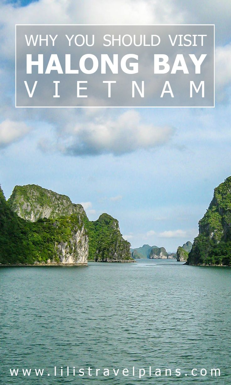 HALONG BAY, VIETNAM - Tourist trap or most beautiful place in the world?