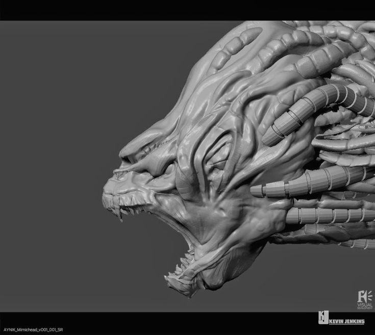 Image result for edge of tomorrow mimic concept art