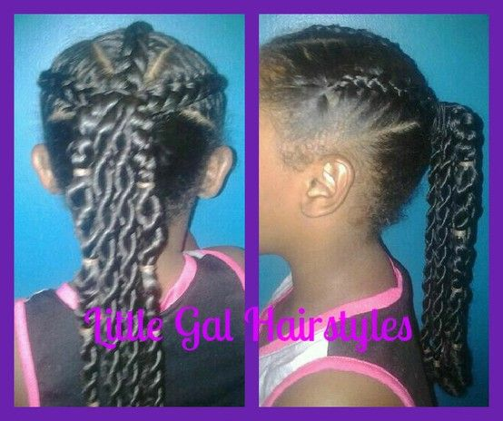 Super 1000 Images About Kids Hairstyles On Pinterest Cornrows Short Hairstyles For Black Women Fulllsitofus