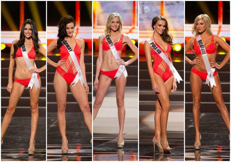 Representantes de #Espana, #Noruega, #Suecia, #Polonia y #Belgica, en el certamen de belleza #MissUniverso2013 #Fashion #MissUniverse2013  Siga las noticias del certamen de belleza en: http://www.eluniverso.com/tema/miss-universo