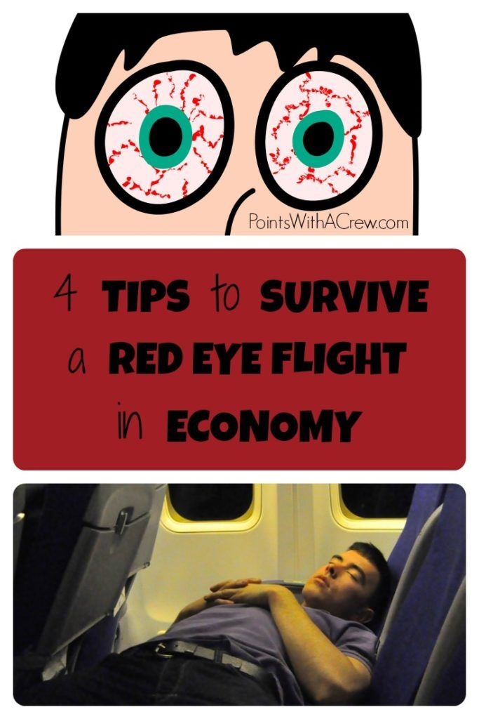 The only travel tips you'll need to know to get some sleep on a red eye flight