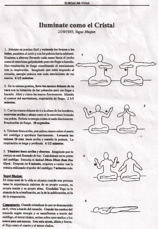 76 best kundalini yoga images on pinterest exercises - Espacio para el yoga ...