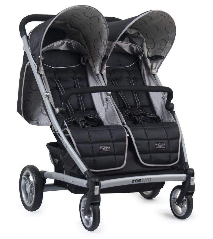 ZeeTwo HR Double stroller for twins, Stroller, Baby