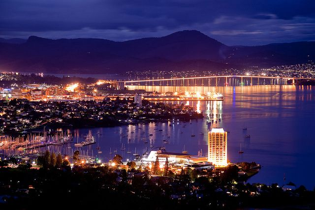 Hobart Tasmania Australia by john white photos, via Flickr