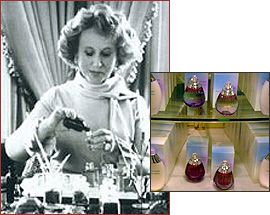 Estée Lauder created a family cosmetics dynasty by giving her products away. She pioneered two marketing techniques that are common today: the free gift and the gift-with-purchase.
