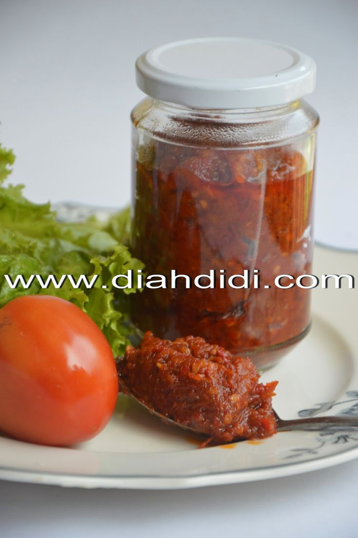 Diah Didi's Kitchen: Yukk Nyetok Sambal Terasi Matang Homamade..! ^^