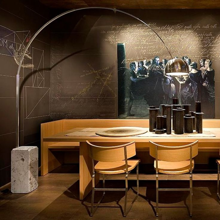 Stehleuchte Arco for Flos laluce Licht&Design Chur