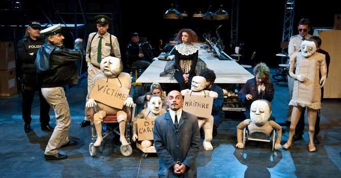Théâtre de la Croix-Rousse | L'Opéra de quat'sous