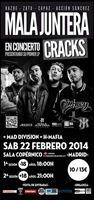 EVENTO: 22-2-2014 en Madrid: Mala Juntera + Mad Division + H-Mafia