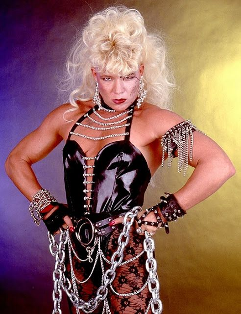 Before Daffney There Was Luna Vachon...