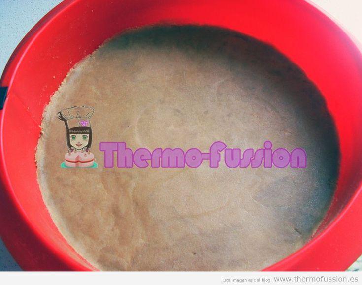 MASA PARA BASE DE TARTAS (SIN HORNO) THERMOMIX TM31 ← thermo fussion cook