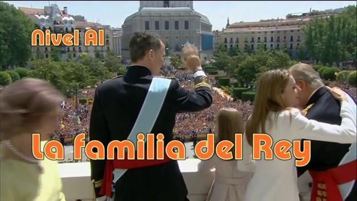 Video excelente de los miembros de la familia - La Familia Real de Espana