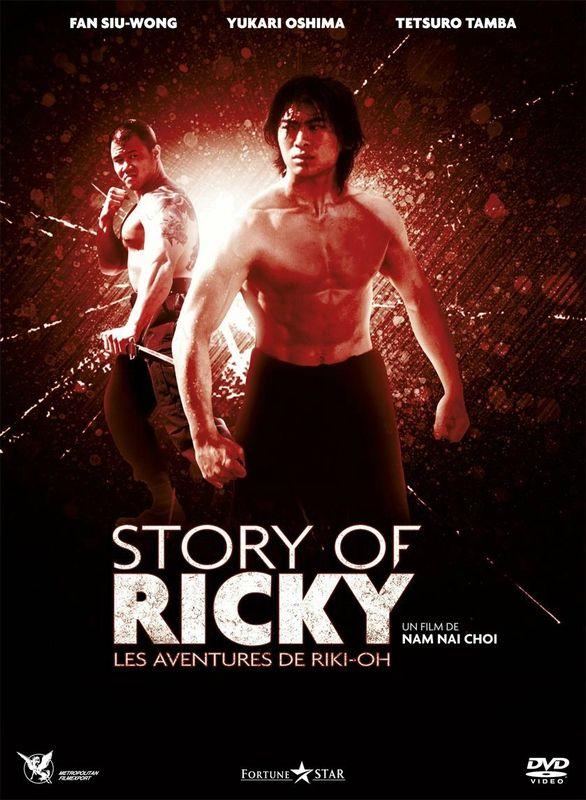 Riki-Oh - The Story Of Ricky (Ken le survivant en prison)