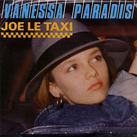 Joe le Taxi par Vanessa Paradis (1987)