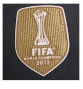 Soccer Patch Series of 2013 fifa world cup champion [C808]
