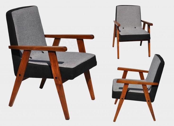 Fotel, krzesło Retro Vintage, Lata 60/70 (4948376442) - Allegro.pl - Więcej niż aukcje.