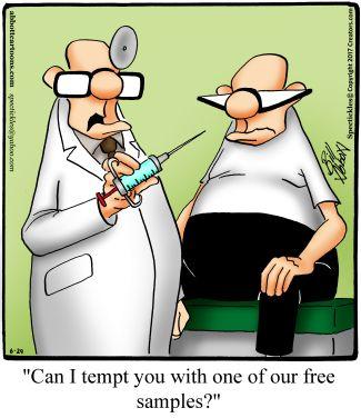 Cartoon freebies