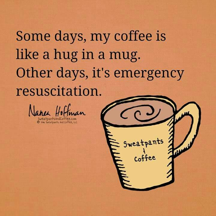Coffee emergency