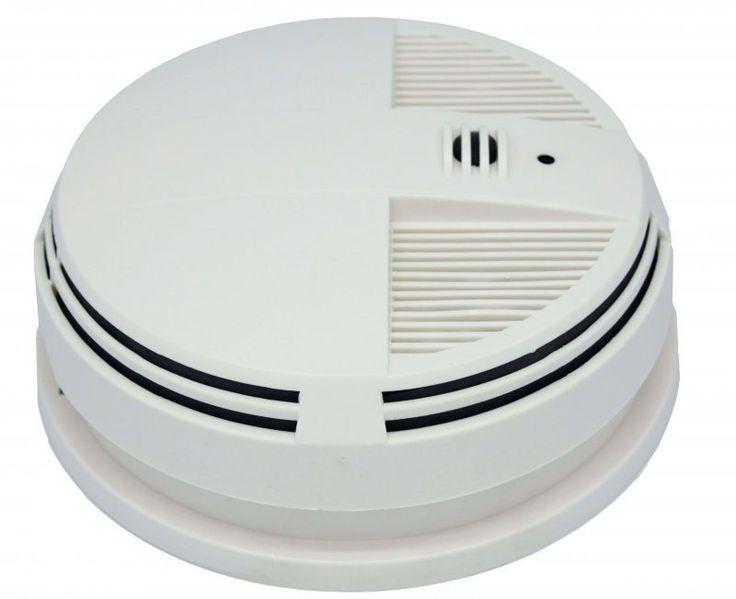 Smoke Detector Camera Buy Online – SpyGarage.com