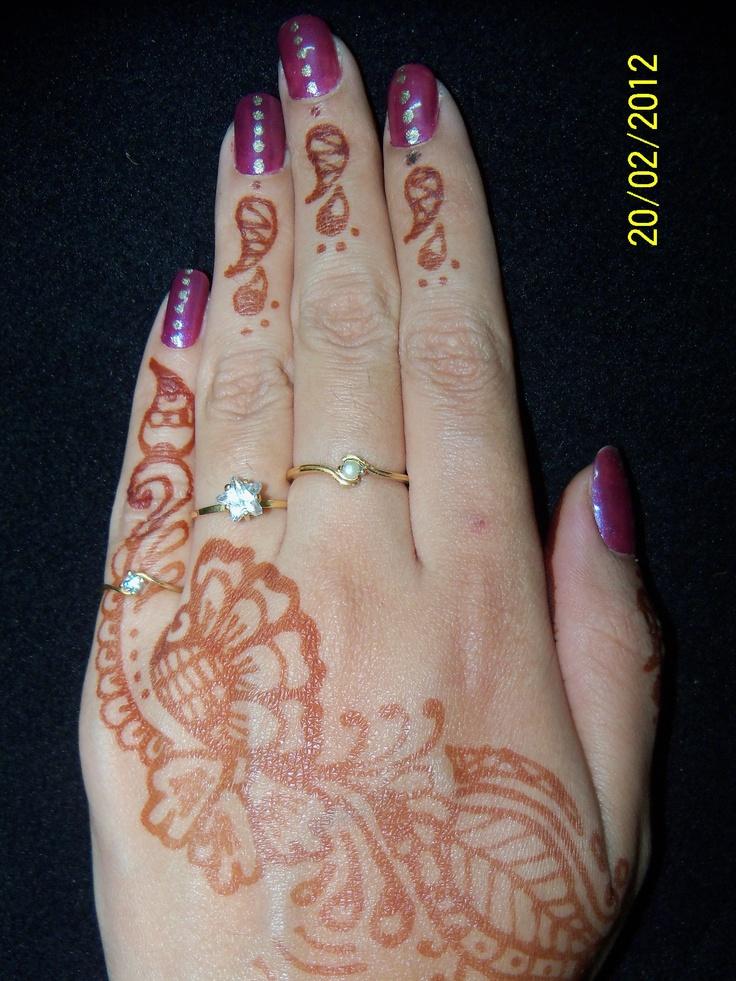 Nail art & Mehendi (Henna)
