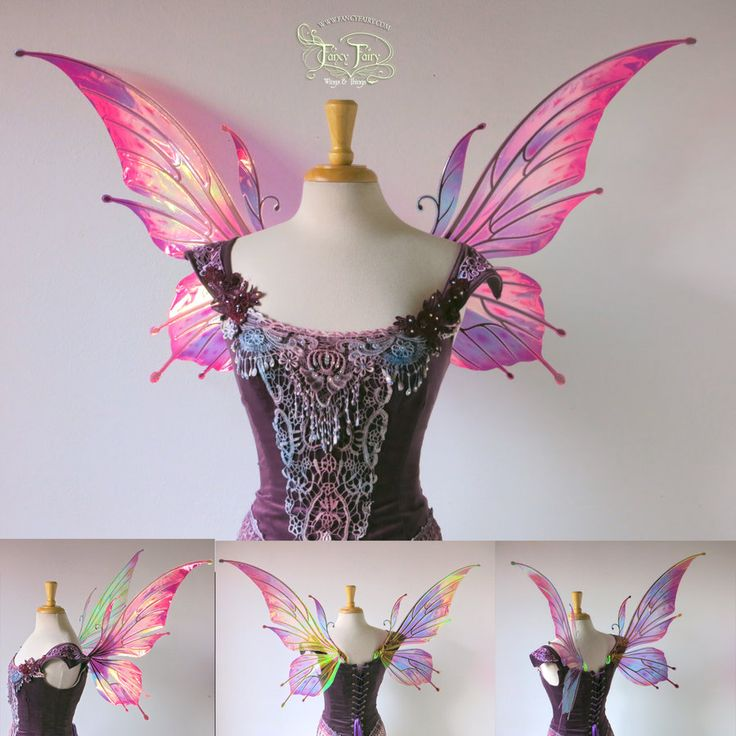 how to get fairy wings