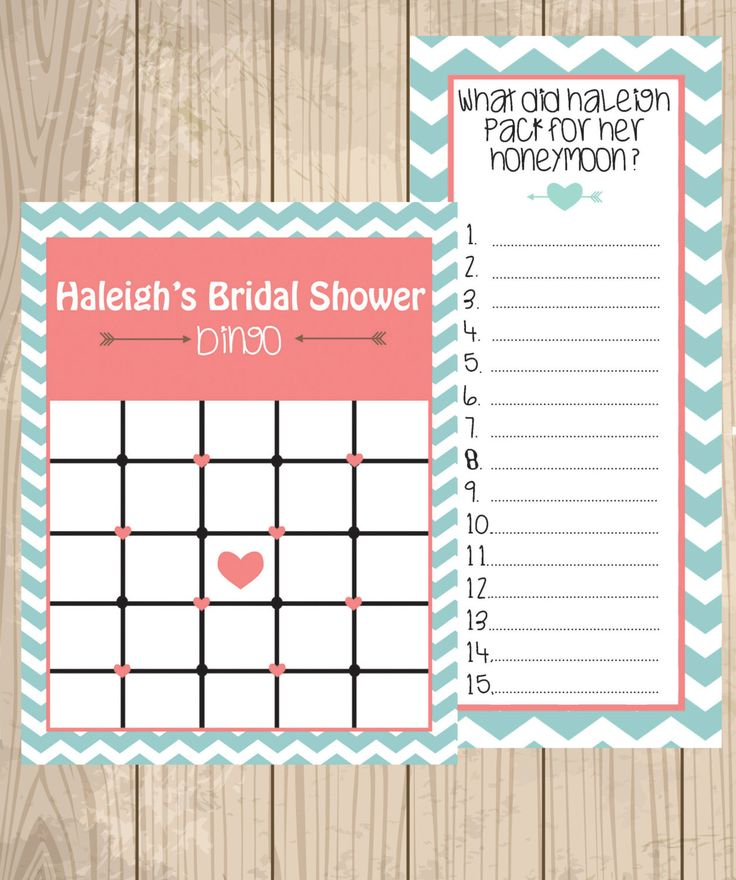 Bridal Shower Game. Bridal Shower Bingo. Bridal Shower Activities - Guess What the Bride is Taking on her Honeymoon. Bridal Icebreaker. by HannahReneeDesigns on Etsy https://www.etsy.com/listing/274029524/bridal-shower-game-bridal-shower-bingo